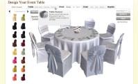 Creative Wedding Planning Tool: Online Table Designer ...