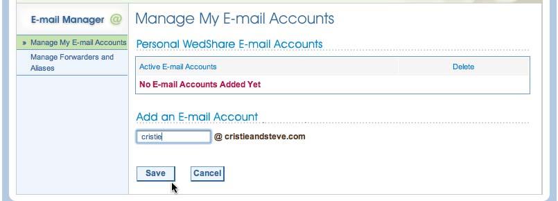 Wedding Tech Tip Safeguard Your Email Address Pixel  Ink