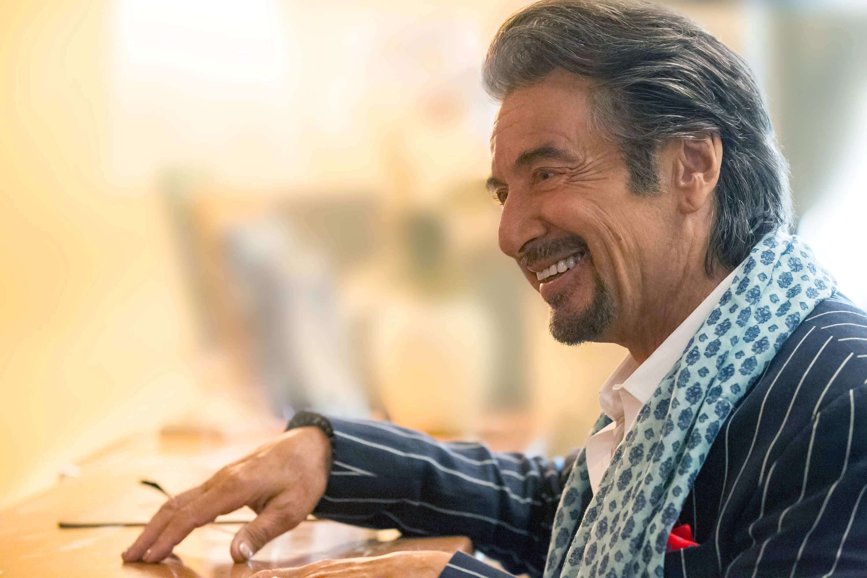 Al Pacino Trailer 39danny Collins 39 A True Story Featuring Songs By