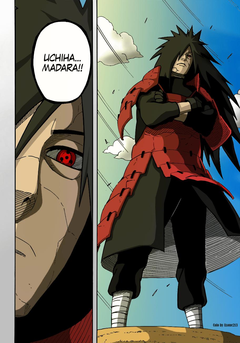 Bleach Wallpaper Quote Uchiha Madara Impure World Resurrection Naruto 559