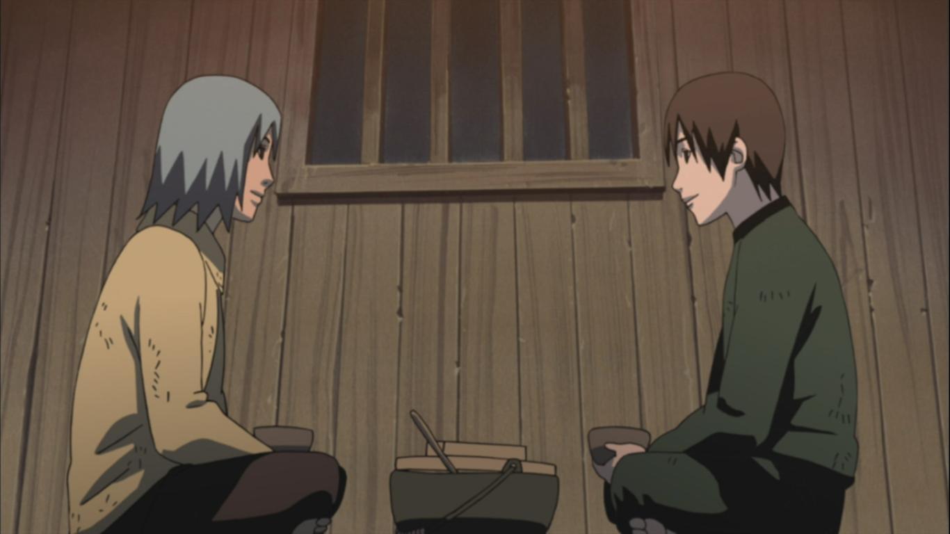 Anime Wallpaper Naruto Shippuden The Story Of Sai And Shin Naruto Shippuden 263 Daily