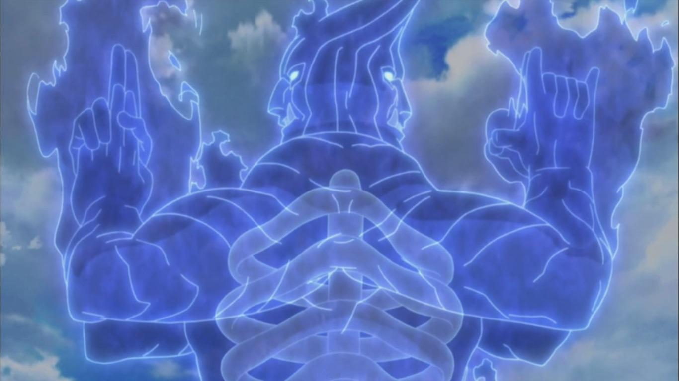 Naruto Nine Tails Wallpaper Hd Madara Attacks Susanoo And Wood Style Naruto Shippuden