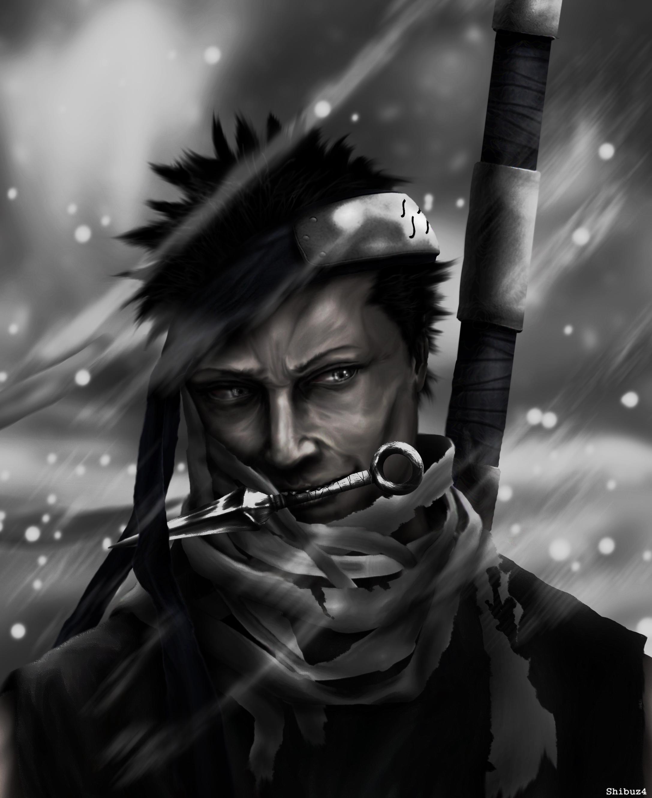 Sword Art Online Animated Wallpaper Demon Of The Mist Zabuza Momochi Daily Anime Art