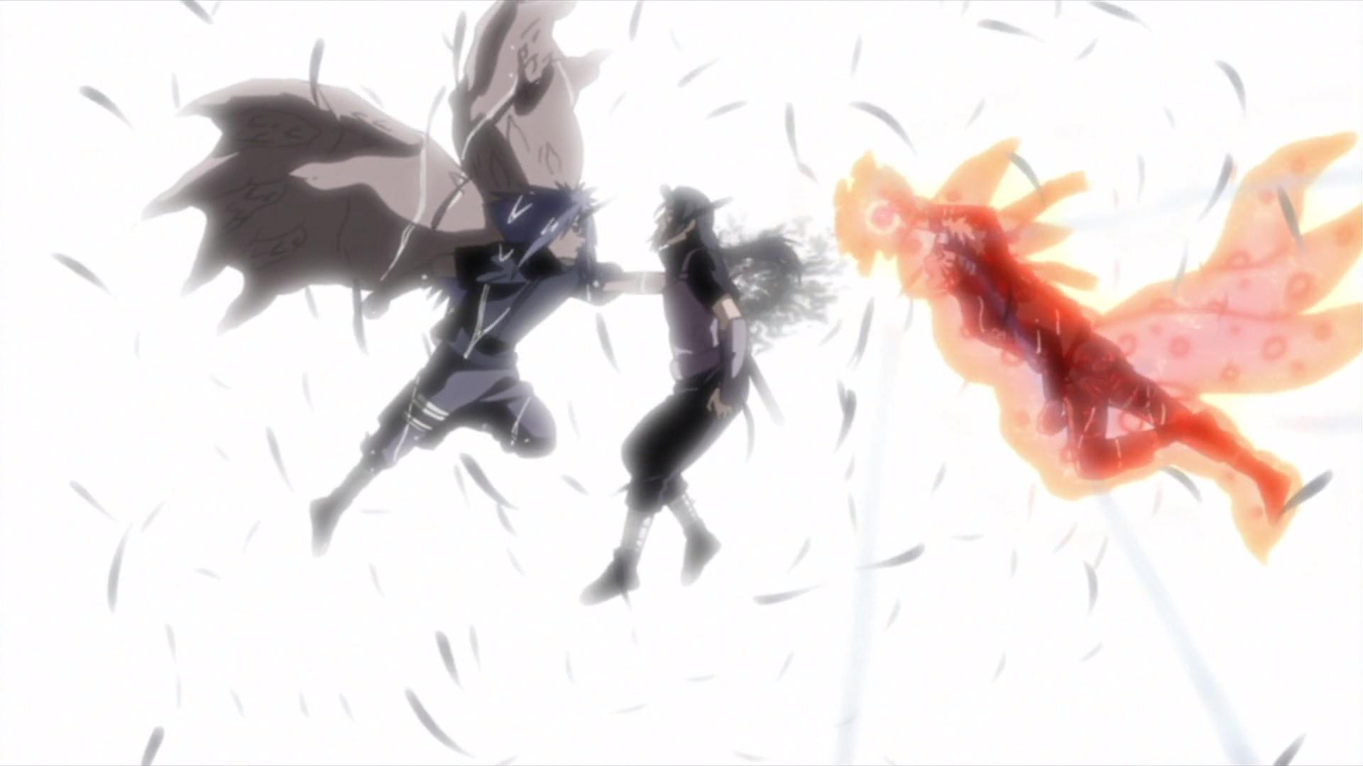 Fairy Tail Wallpaper Hd Sasuke Vs Naruto Orochimaru S Curse Naruto Shippuden