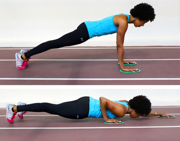 5 Advanced Push-Up Exercises to Try Now - Life by Daily Burn