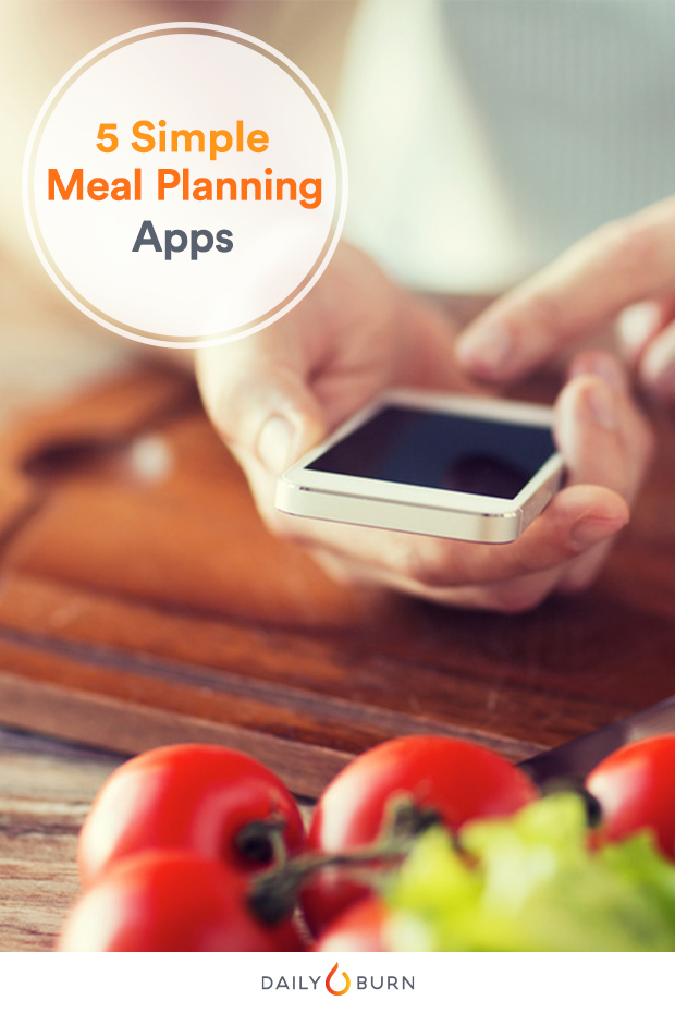 The 5 Best Apps to Make Meal Planning Easy
