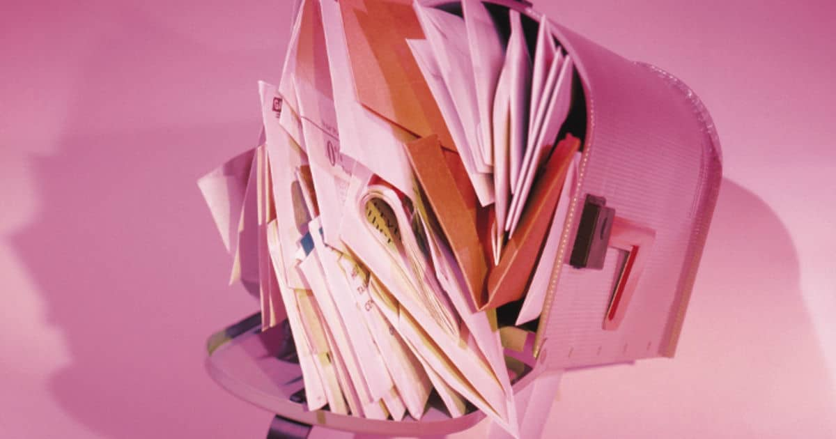 Prevent Elder Fraud by Getting Rid of Junk Mail - DailyCaring
