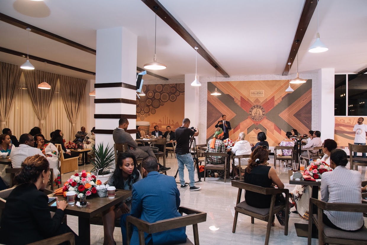 Coffee Garden Jobs Ethiopia 39s Garden Of Coffee Blooms Again With New Addis
