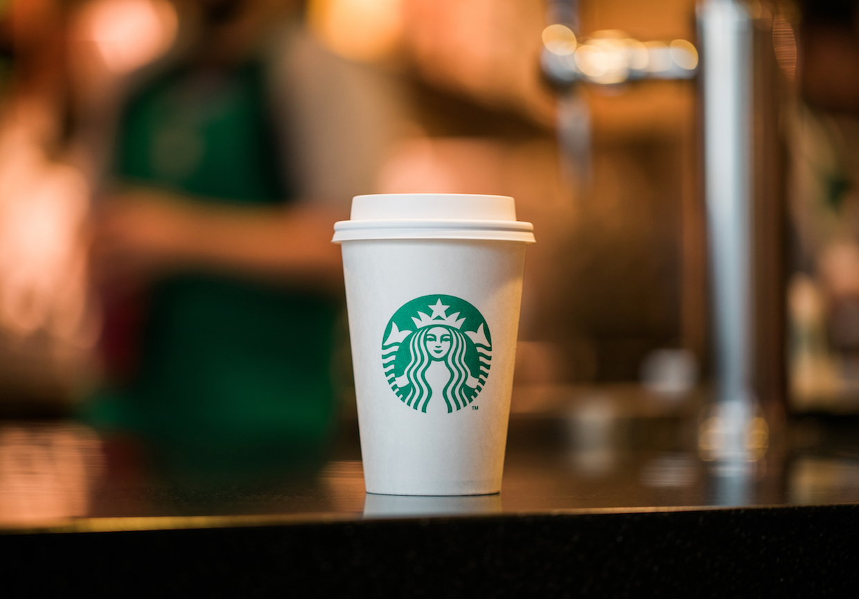 Coffee Americano Starbucks Starbucks Committing 10 Million To Recyclable Cup