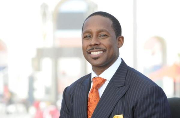 Desmond Howard ESPN Gameday
