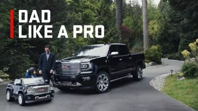 GMC: Dad Like A Pro - DAILY COMMERCIALS