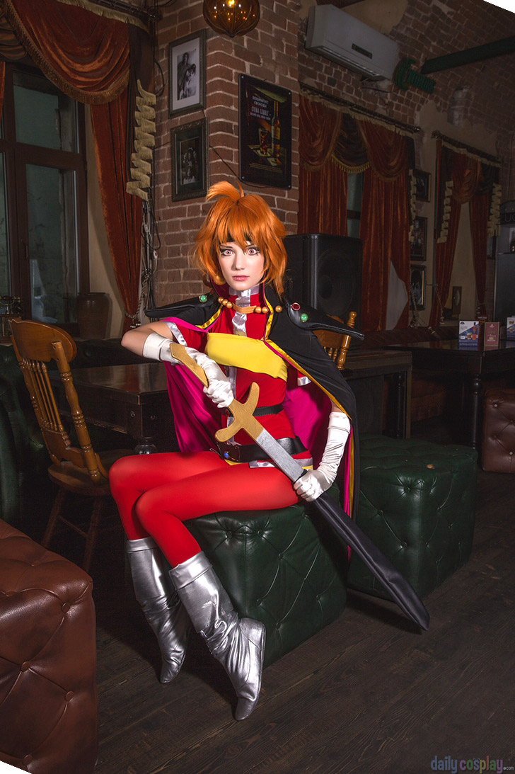 Bar Set Lina Inverse From Slayers - Daily Cosplay .com
