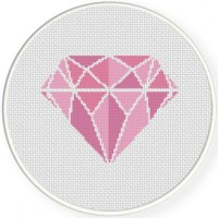 Diamond Cross Stitch Pattern  Daily Cross Stitch