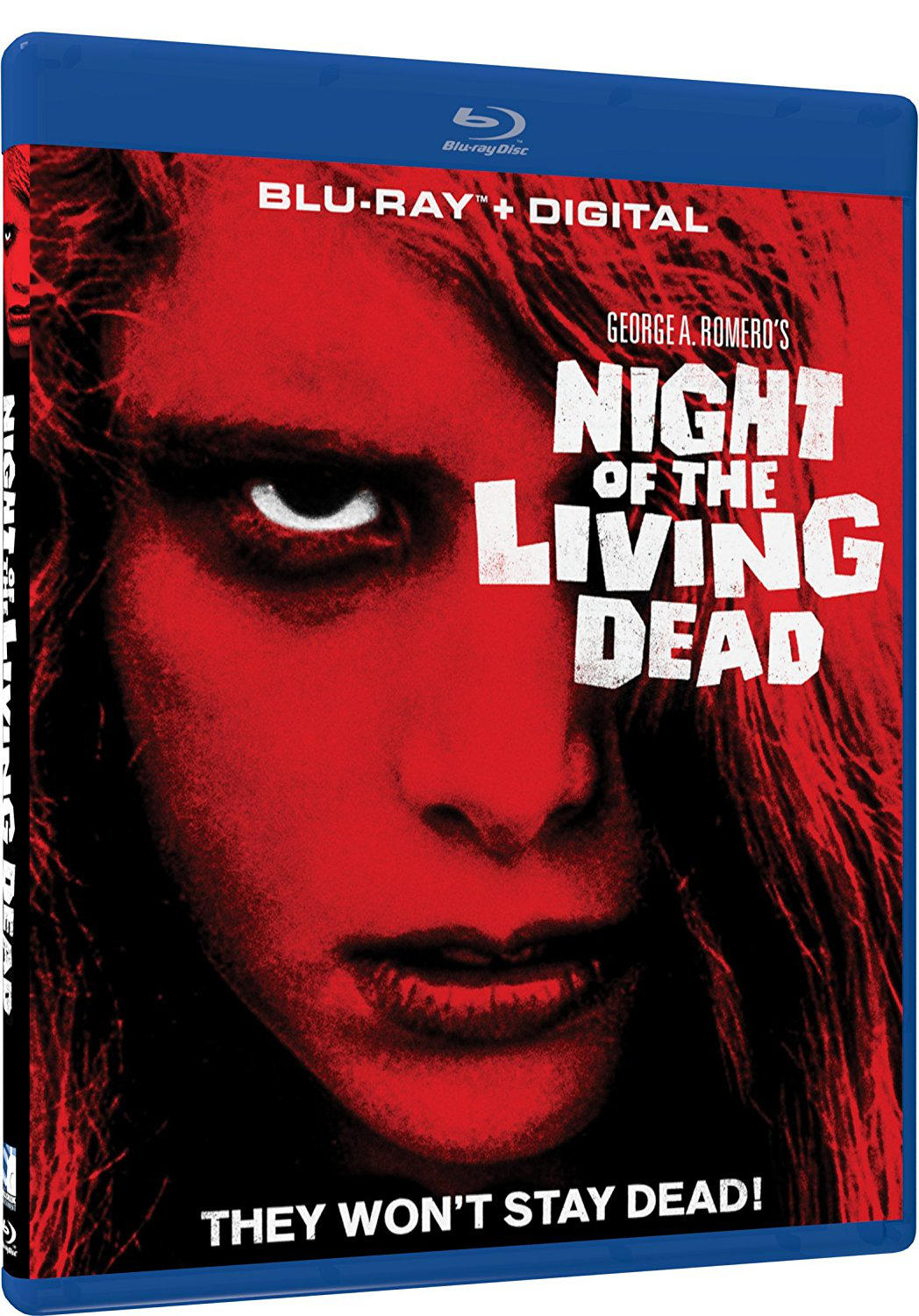 Night Of The Living Dead Farmhouse George A Romero 39s Night Of The Living Dead Coming To Blu