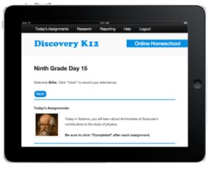 Discovery K12 – FREE Online Curriculum (Updated)