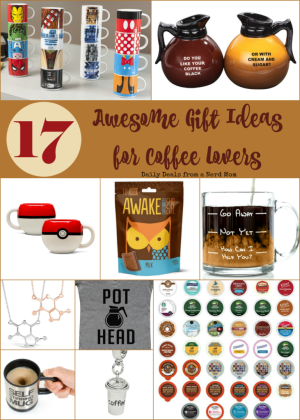 17 Gift Ideas for Coffee Lovers