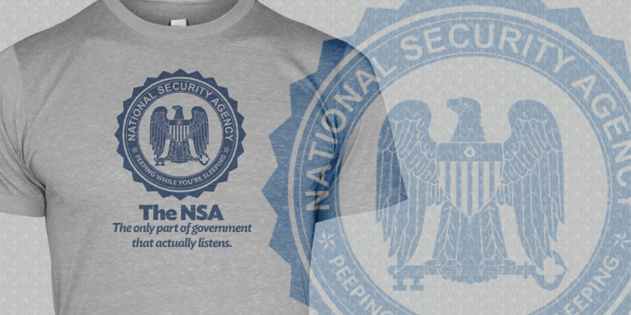 Shirt Creator Parody T Shirt Creator Emerges Victorious In Nsa Lawsuit The