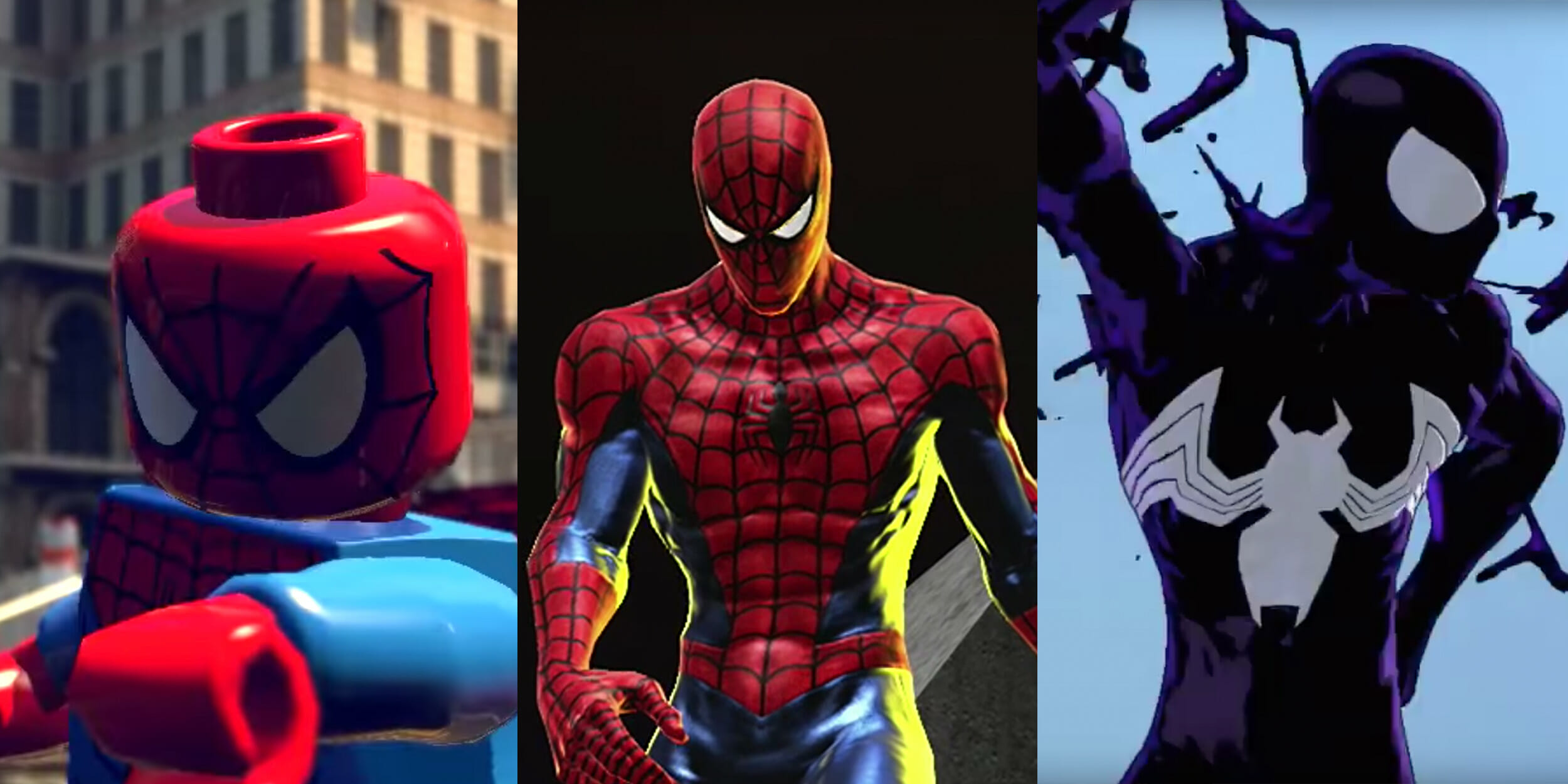 Spiderman Games The 12 Best Spider Man Games Of All Time Ranked From