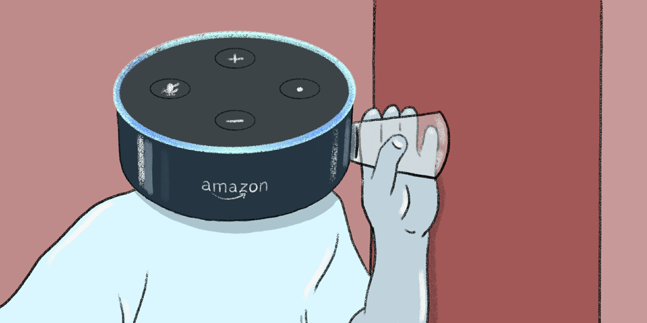 Alexa Dot Alexa Are You Spying On Me