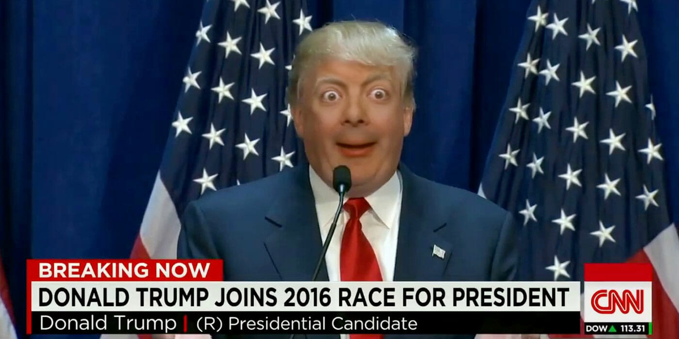 Mr Bean Mr Bean Mixed With Donald Trump Latest Deepfake Is Unnerving