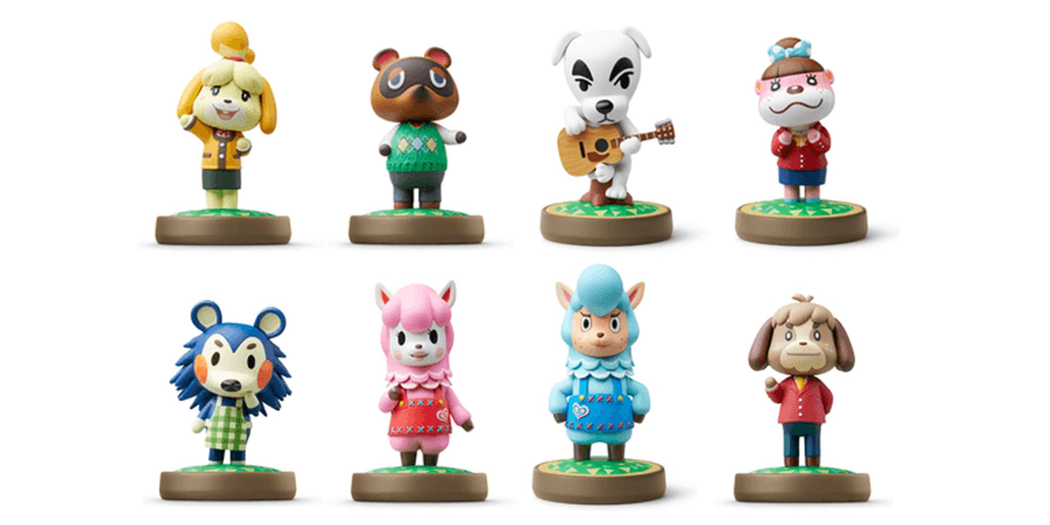 Amiibo Crossing You Can Now Use Animal Crossing Amiibo With The 3ds The Daily Dot