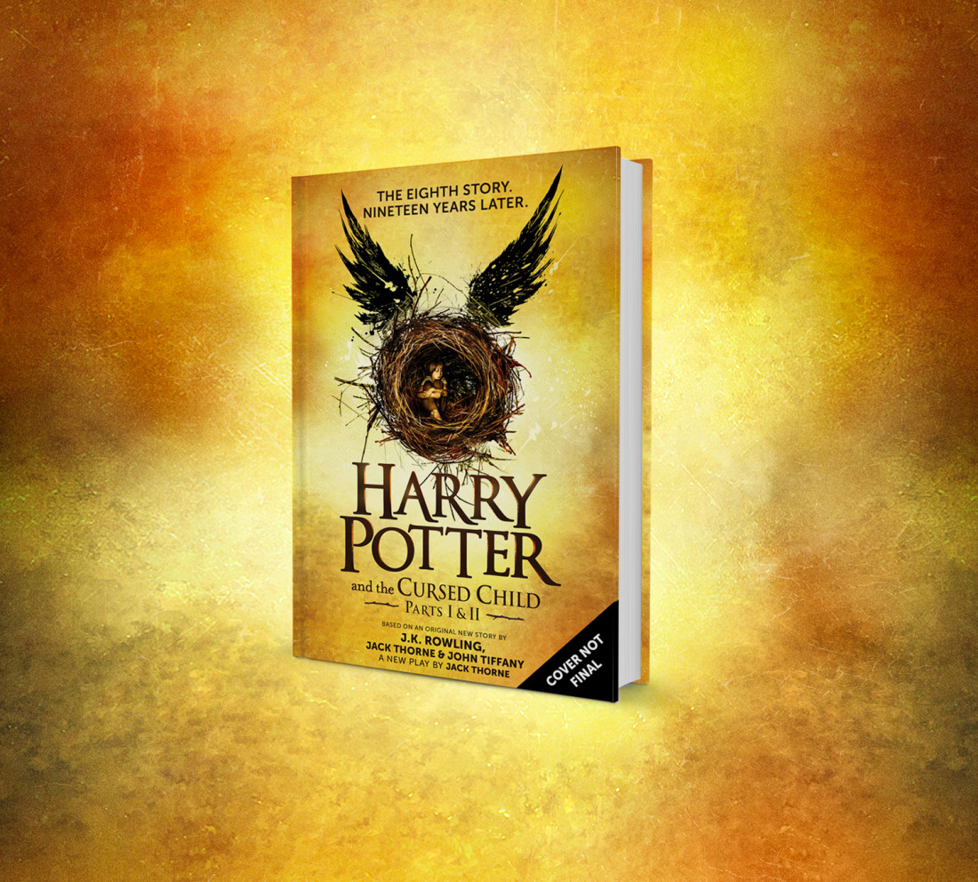 Ultimo Libro Harry Potter J.k. Rowling Is Publishing 'harry Potter And The Cursed