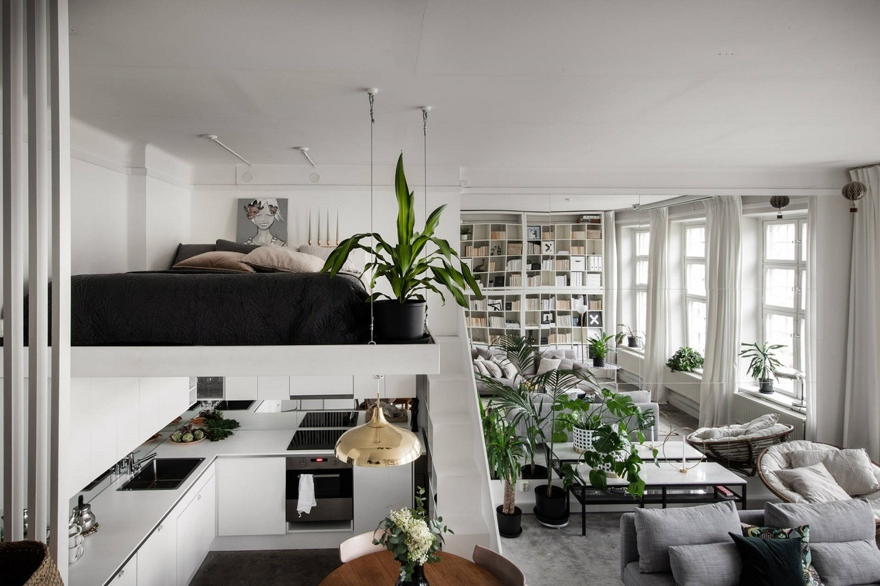 Olivia Palermo Apartment Decor A Small Dreamy Scandinavian Apartment With A Twist Daily Dream Decor