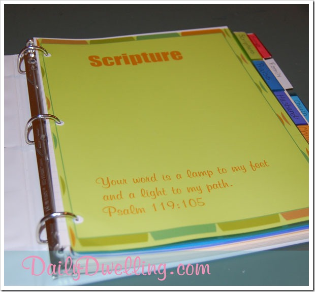 prayer journal printables