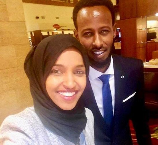 ilhan omar twitter comment