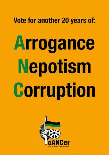 True meaning of the ANC