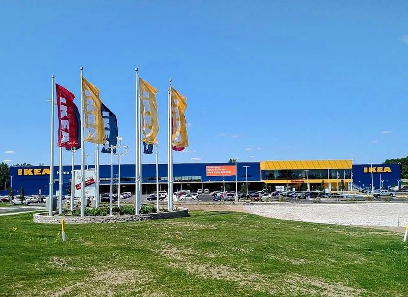 Bolingbrook Ikea Pepper Construction To Break Ground On Ikea's First