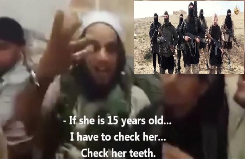 ISIS-YASIDI