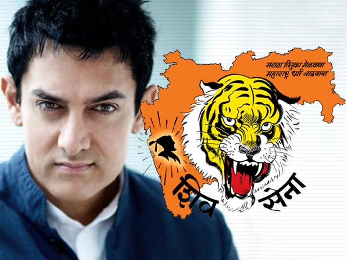 Shiv-Sena-Aamir-Khan