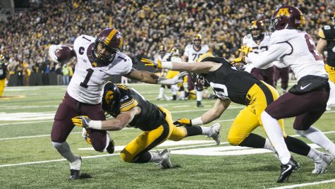 Hensley Thank you, Iowa State, for being relevant \u2013 The Daily Iowan