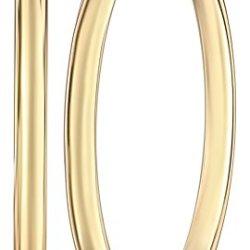 14k-Gold-Hoop-Earrings-1-Diameter-0