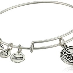 Alex-and-Ani-Bangle-Bar-Path-of-Life-Rafaelian-Expandable-Bracelet-0