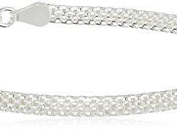 Sterling-Silver-Mesh-Chain-Bracelet-0