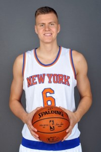 New York Knicks Media Day Images
