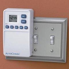Autochron Automatic Wall Switch Timer