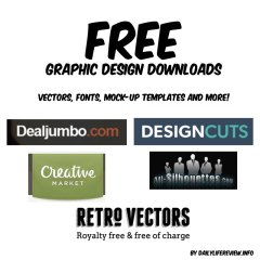 5 Free Graphic Design Downloads Websites
