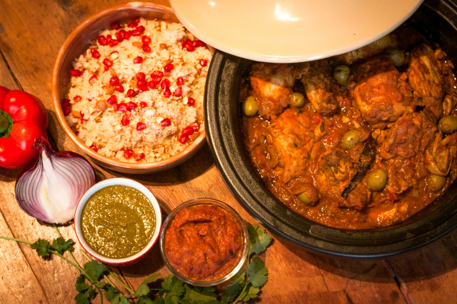 Cuisines With Spicy Food Rockin Cape Moroccan The Twin Spicy Cuisines That B