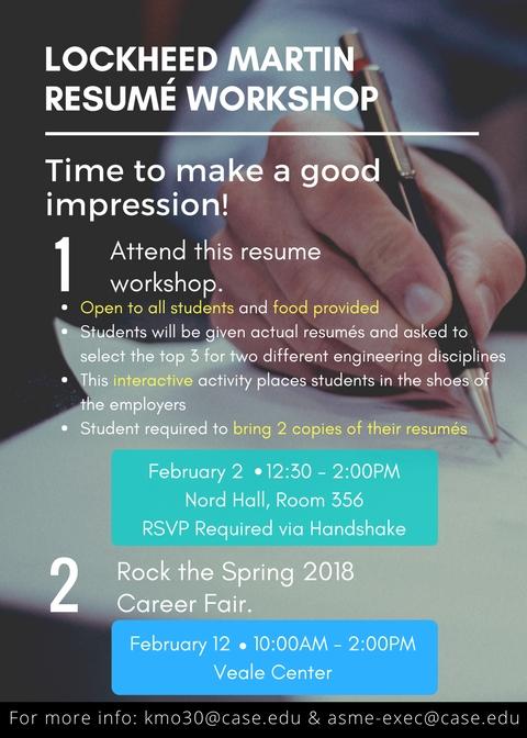 Résumé workshop The Daily - resume workshop