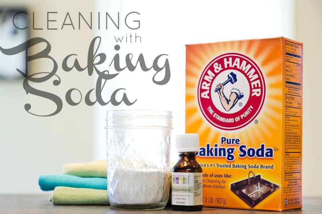 Cleaning With Baking Soda Daily Mom