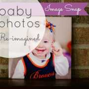 Baby Photos Re-imagined ImageSnap