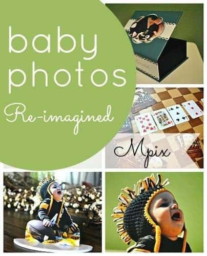 Baby Photos Re-imagined: mpix
