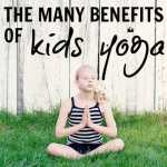 The Many Benefits of Kids Yoga