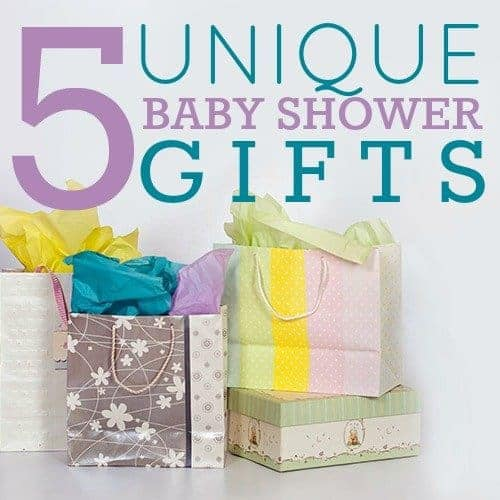 unique baby shower gifts daily mom