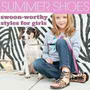 Summer Shoes Swoon-Worthy Styles for Girls7