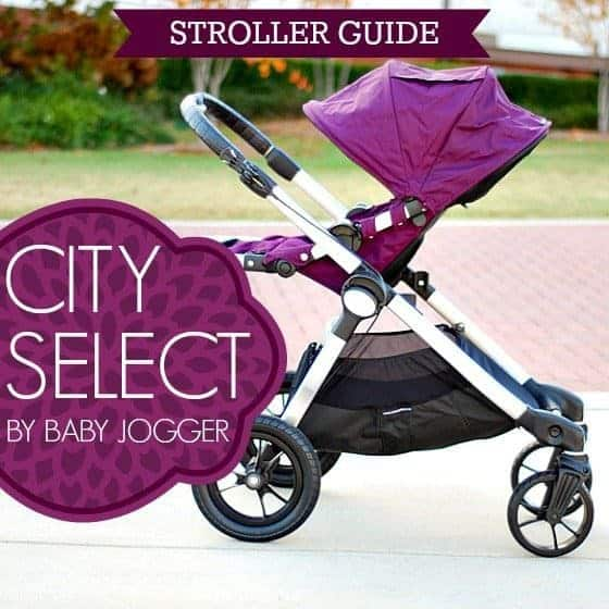 city select double stroller instructions