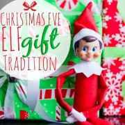 christmas eve elf gift tradition